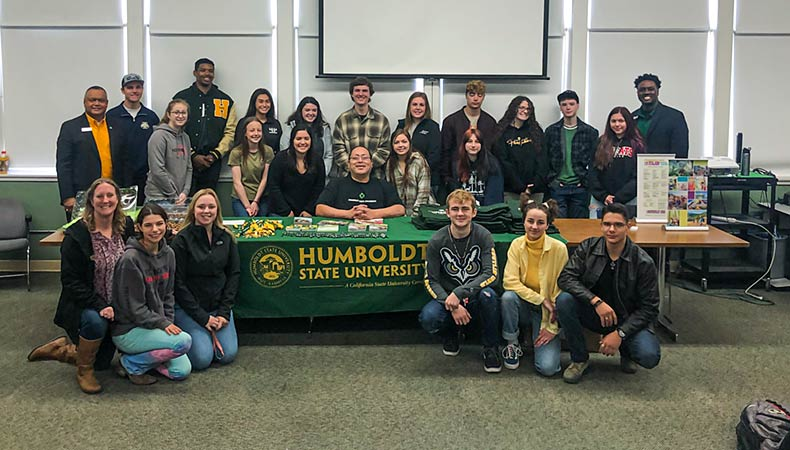 Humboldt First Students
