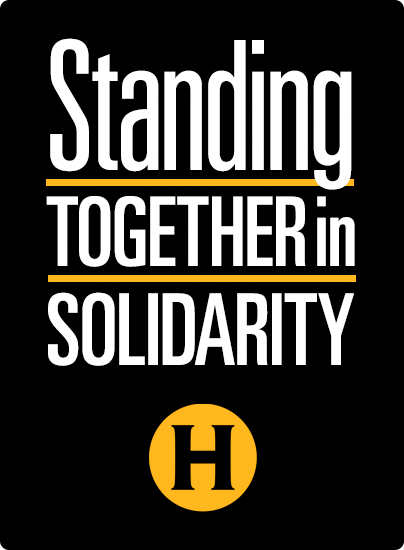Standing Together in Solidarity