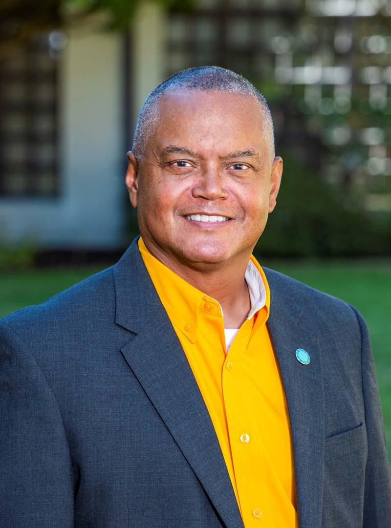 President Tom Jackson, Jr.